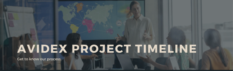 avidex project timeline