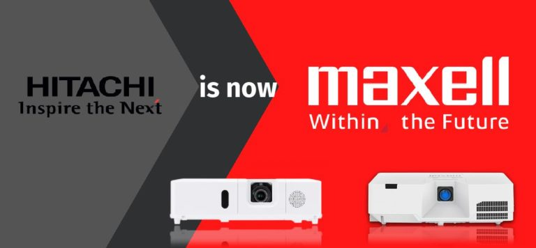 hitachi is now maxell