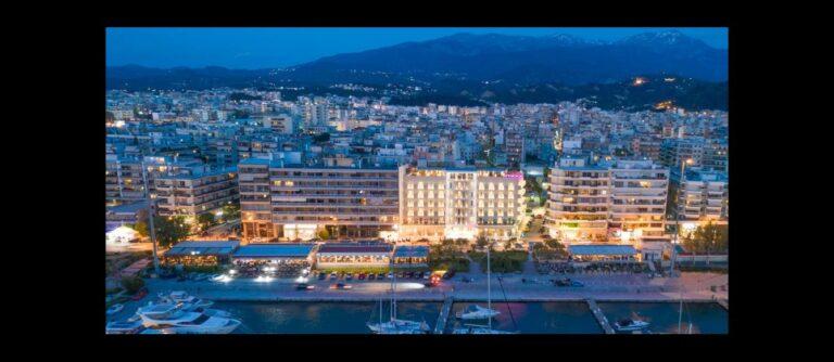 Moxy Patra Marina Hotel Exterior